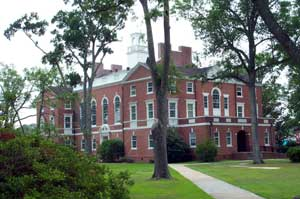 Pender County Court House